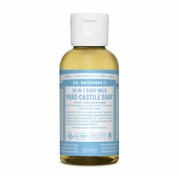 Savon de Castille multi-usage 18 en 1 Baby-Mild sans parfum 60 ml