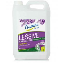 Lessive liquide lavande - 5 litres