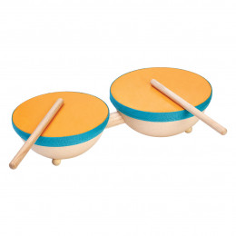 Double tambour - à partir de 3 ans