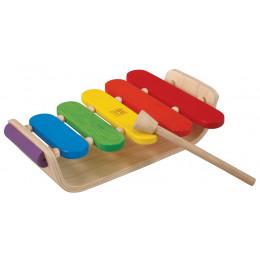 Xylophone oval - à partir de 1 an
