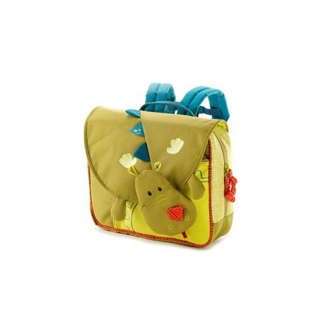 Cartable A5 Walter - Lilliputiens WRbY7