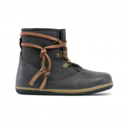 Bottines Kid+ - Nomad Charcol 832101