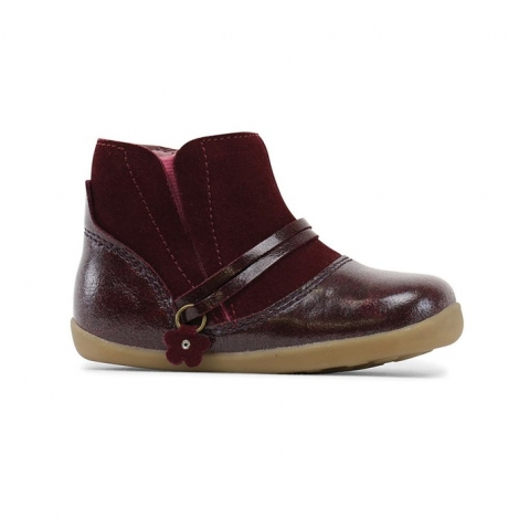 Chaussures Step up - Rule Bordeaux 727002