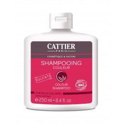 Shampooing cheveux colorés BIO 250 ml