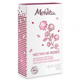 "Savon Bio ""Nectar de Roses"" 100 g"