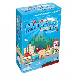 Minivilles Extension 1 Marina - à partir de 7 ans