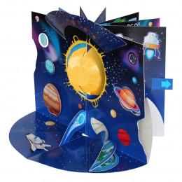 Livre Pop up 360° L'Univers - à partir de 5 ans