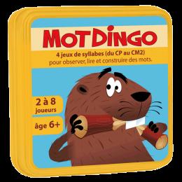 MotDingo - à partir de 6 ans
