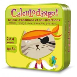 CalculoDingo - à partir de 5 ans