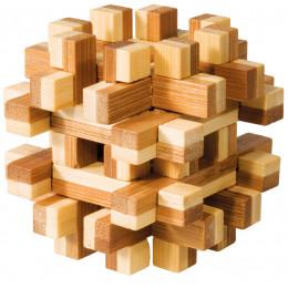 Casse-tête en bambou Architecture - à partir de 10 ans