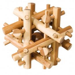 Casse-tête en bambou Baguettes magiques - à partir de 10 ans