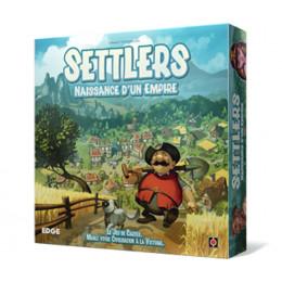 Settlers: Naissance d'un Empire - à partir de 10 ans *