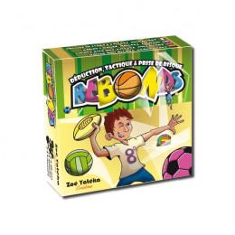 Rebonds - jeu de cartes - à partir de 8 ans