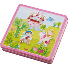 Boîte de jeu magnétique 'Le jardin féerique' - à partir de 3 ans