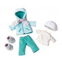 Ensemble de vêtements 'Frida' pour poupée - à partir de 18 mois
