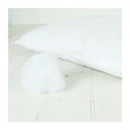 Coussin de remplissage en PET recyclé pour les housses en laine Respiin 43 x 43 cm