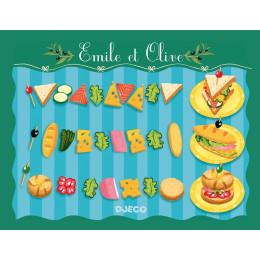 Food truck à sandwichs Emile & Olive - à partir de 4 ans