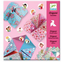 Origami 'Cocottes à gages' - à partir de 6 ans