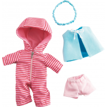 Ensemble de vêtement pour poupée 'Loisirs' - à partir de 18 mois