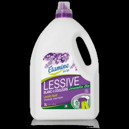 Lessive liquide Blanc et couleurs - 3 l