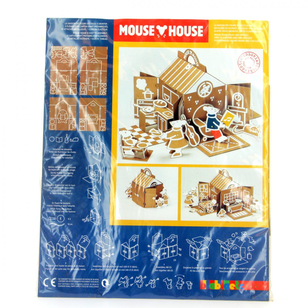 maison souris affordable il met le feu sa maison en tentant de chasser une souris with maison. Black Bedroom Furniture Sets. Home Design Ideas