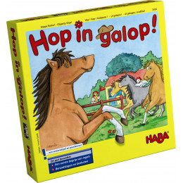 Hop ! Hop ! Galopons ! - à partir de 3 ans