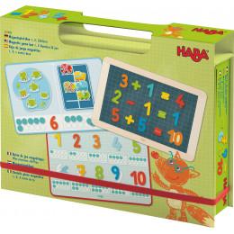 Boîte de jeu magnétique 'Chiffres' - à partir de 3 ans