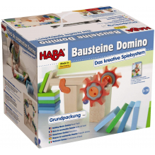 Boîte de base domino en billes - à partir de 3 ans