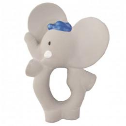 Anneau de dentitions en caoutchouc éléphant Alvin