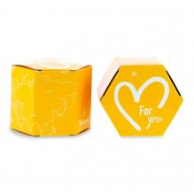 RED EARL GREY boite jaune de 10 infusettes Thé noir aromatisé Pétales de bleuet – Orange sanguine BIO