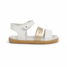 Chaussures I-walk Craft - Trinity White + Misty Gold - 633102