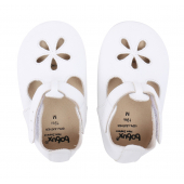 Chaussons 4306 - Sandales blanches