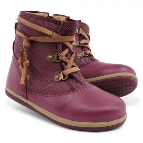 Chaussures Kid+ - Nomad Bordeaux 832103