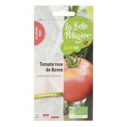 Tomate Rose de Berne 0,15g - Lycopersicon esculentum L.