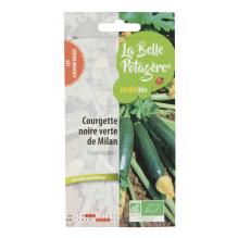 Courgette noire verte de Milan 1,6g