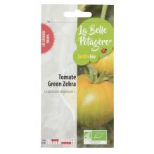 Tomate Green zebra 0,15g - Lycopersicon esculentum L.