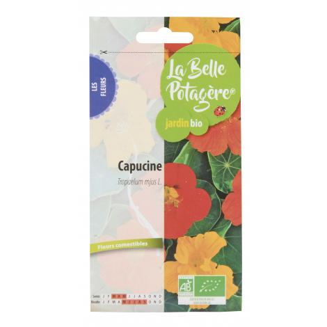 Capucine - Tropaelum mjus L. - 3,5g