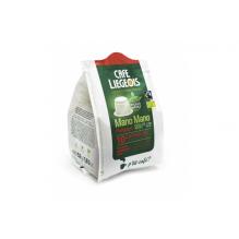 Café Bio Mano Mano Puissant 10 Capsules 100 % compostables