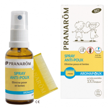 Spray anti-poux BIO +  Peigne