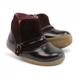 Chaussures Step up - Rule Mocca 727003
