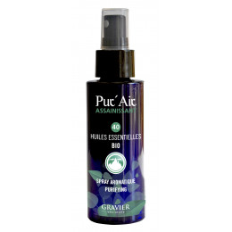 Spray aromatique Bio Pur'air Assainissant