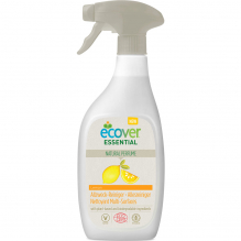 Nettoyant multi-surface en spray Citron Essential- 500 ml