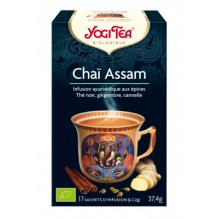 Infusion Chaï Assam 17 sachets