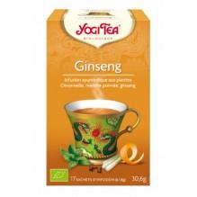 Infusion Ginseng 17 sachets