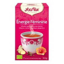 Infusion Energie féminine 17 sachets