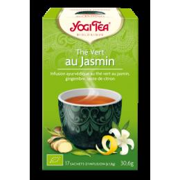 Thé vert au Jasmin 17 sachets