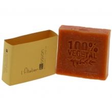 Savon pour le visage et le corps Tous types de peaux Géranium 100 g