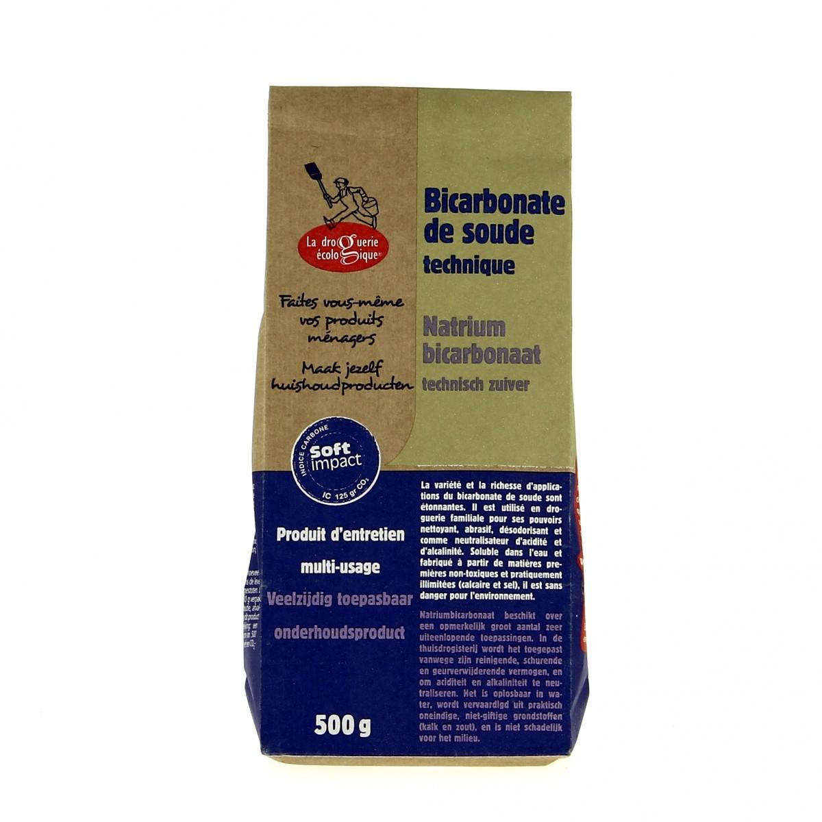 Bicarbonate de soude technique sebio - Utilisation bicarbonate de soude ...