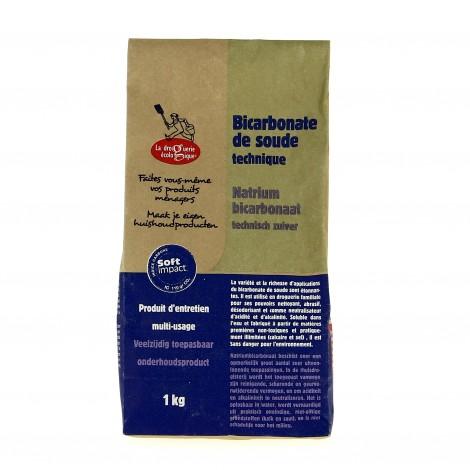 Bicarbonate de soude technique sebio for Nettoyage argenterie bicarbonate de soude