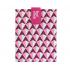 Porte sandwich lavable et réutilisable Boc'n'Roll - Tiles Pink